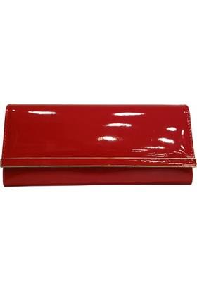 Ysmn Kadın El Portföyü Kırmızı Yc051381Srg14