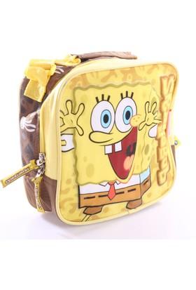 Sponge Bob Anaokul Çantası Gökkuşağı