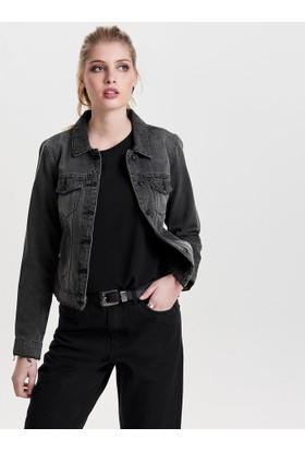 Only Kadın 15148848 Onlwesta Jacket Pım1408125 Ceket Gri