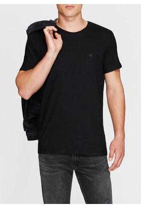 Mavi Erkek Siyah Basic T-Shirt