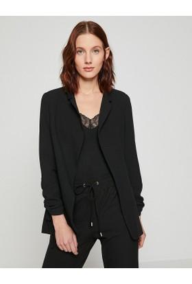 Koton Bağcık Detaylı Ceket
