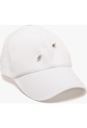 Koton Metalik Detaylı Şapka