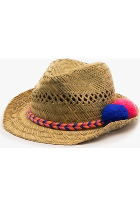 Koton Hasır Şapka