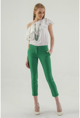 Jument 2214 Yeşil Pantolon