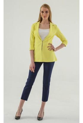 Jument 2271 Sarı Ceket
