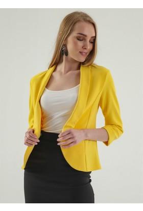 Jument 3897 Sarı Ceket