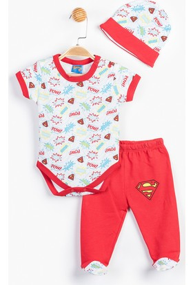Superbaby Bebek 3'lü Set 10533