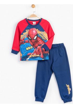 Spiderman SP12338 Çocuk Pijama Takımı