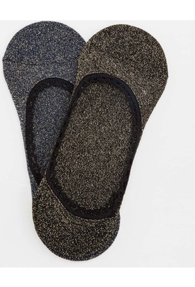 Defacto 2'li Babet Çorap Seti