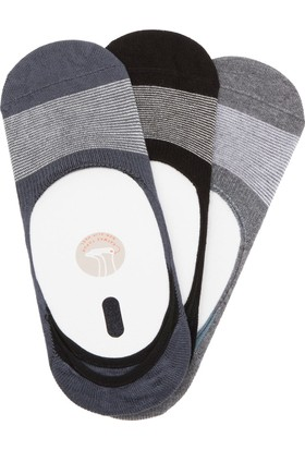 Defacto 3'lü Bambu Çorap Seti