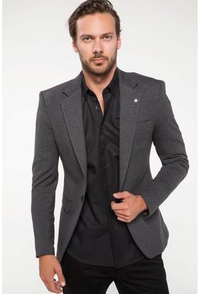 Defacto Düğme Detaylı Blazer Ceket