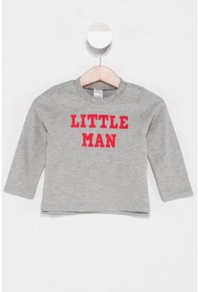 Defacto Erkek Bebek Uzun Kollu T-Shirt