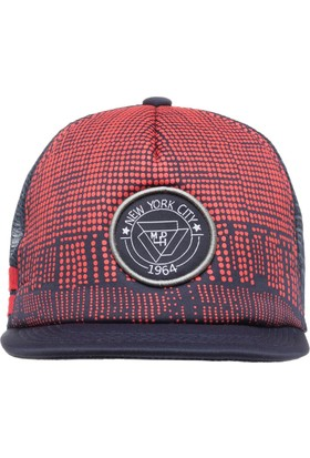 Defacto Erkek Çocuk Baskılı Hip Hop Şapka