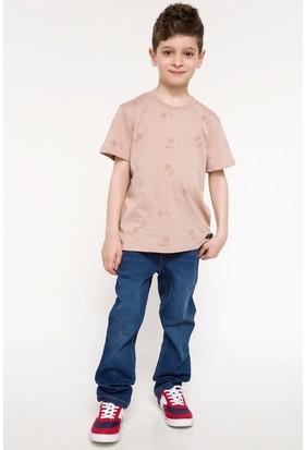Defacto Flamingo Baskılı T-Shirt