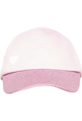 Defacto Kız Çocuk Sim Detaylı Şapka