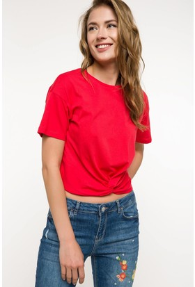 Defacto Kısa Kollu T-Shirt