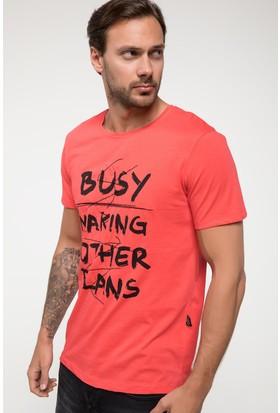 Defacto L#L Yazı Baskılı T-Shirt