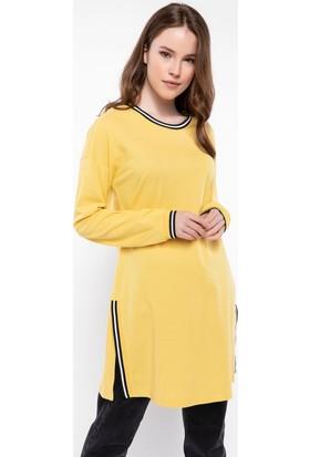 Defacto Ribana Detaylıı Trend Tunik