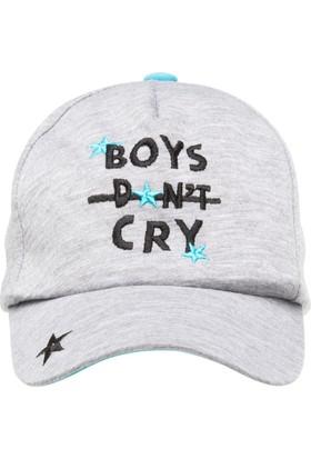 Defacto Slogan Baskılı Şapka