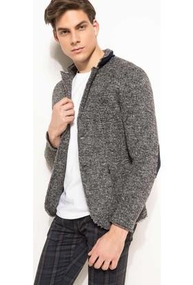 Defacto Tiftik Yün Karışımlı Blazer Ceket