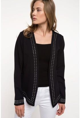Defacto Trok Detaylı Blazer Ceket