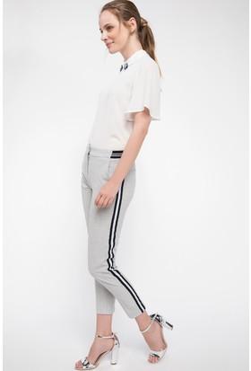 Defacto Yanları Şerit Detaylı Pantolon