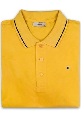 Avva Sarı Polo TShirt