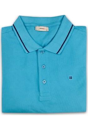 Avva Mavi Polo TShirt