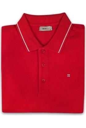 Avva Kırmızı Polo TShirt
