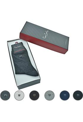 Pierre Cardin Erkek Çorap 6'lı Set 363