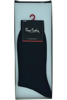 Pierre Cardin Erkek Bambu Çorap 6'lı Set Antrasit 800