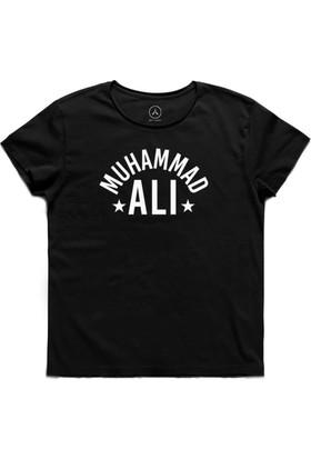 Art T-Shirt - Muhammed Ali Star Erkek Tişört