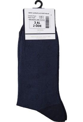 Berk Erkek Çorap Modal 1484