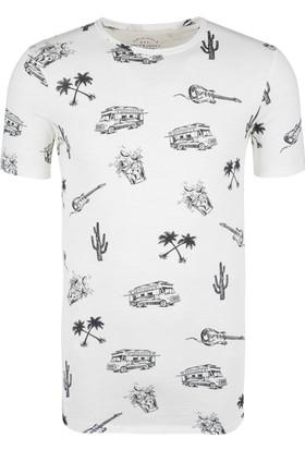 Jack & Jones Orıgınals Erkek T Shirt 12137367