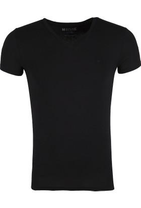 Mustang Erkek T Shirt 04M00008440
