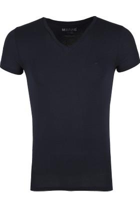Mustang Erkek T Shirt 04M00008560