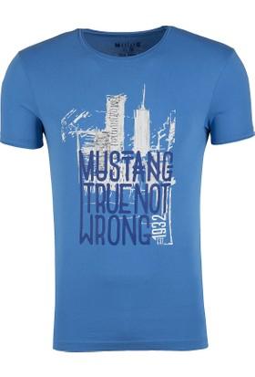 Mustang Erkek T Shirt 04M00111515