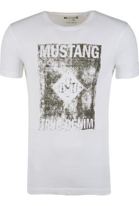 Mustang Erkek T Shirt 04M00120200