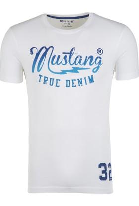 Mustang Erkek T Shirt 04M00162200