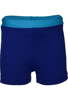 Men Mayo Erkek Çocuk Mayo Paçalı Havuz Deniz Düz Model