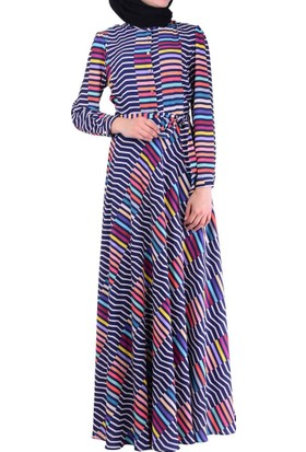 Stilife 4020 Kadın Elbise - 18-1B225012