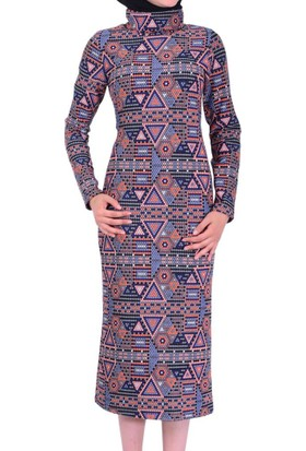 Helly He-5911 Kadın Elbise - 18-1B677013