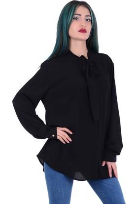 Benim Kk-351 Büyük Beden Kadın Gömlek - 18-1B575040