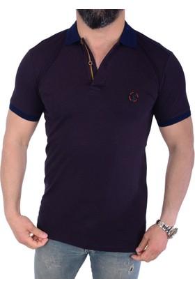 Lock 18134 Erkek Polo Yaka Tshirt - 18-1E200023
