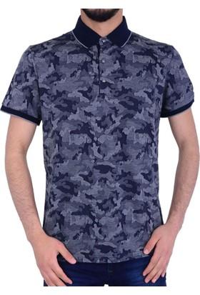 Tony Montana 1052 Erkek Polo Yaka Tshirt - 18-1E168002