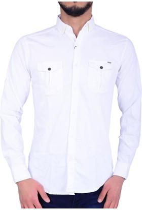 Quıckmen 4562 İlkay Erkek Gömlek - 18-1E736005