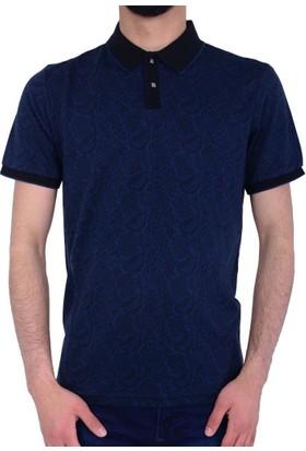 Tony Montana 1053 Erkek Polo Yaka Tshirt - 18-1E168003