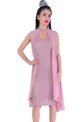 Nominal 98864-01 Kadın Elbise - 18-1B188004