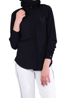Estelle - Bilge Yılmaz 5411 Kadın Gömlek - 18-1B571061