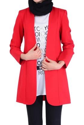 İkoll 17026 İçli Kadın Ceket - 18-1B416060